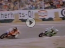 350ccm Motorrad WM 1981 Hockenheim - Gänsehaut beim Zieleinlauf