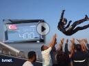 400 km/h Kawasaki H2R, Kenan Sofuoglu - Weltrekord 30.06.16 Bäämm