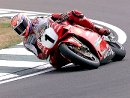 Champion Carl Fogarty - Foggy