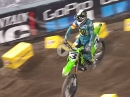 450SX Anaheim 2 2020 - Highlights Monster Energy Supercross - Eli To­mac vor Ken Roczen