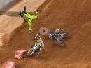 450SX Arlington 1 Supercross 2021 Highlights - Cooper Webb wins