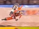450SX Highlights Indianapolis 2, Round 5. Supercross 2021, Roczen gewinnt vor Barcia und Tomac