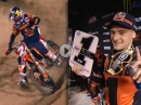 450SX Showdown Las Vegas Highlights Monster Energy Supercross 2019 - Cooper Webb Champion!