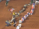 450SX Supercross Atlanta 1 2015: Highlights / Ergebnisse