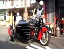 47 Indian Chief with sidecar in Japan - sehr gut gemacht