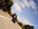 Sardinien mit Suzuki GSXR und Aprillia Tuono V4