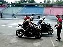 500 KM Hockenheim. Fahrerwechsel RAVE Endurance