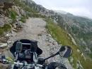 5000km von Frankreich nach Slovenien On- und Offroad - Super Impressionen