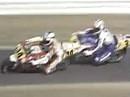 500ccm Grand Prix Suzuka 1991 - Zusammenfassung Schwantz und Doohan geben es sicht in der letzten Runde