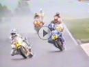 500ccm Motorrad WM 1988 Nürburgring: Schwantz, Rayney, Sarron