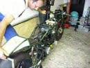 Ducati Monster Dragster