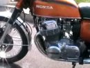 Honda CB 750 Four K1 - ein Traummotorrad mit unvergleichlichem Sound