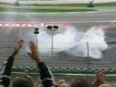 IDM Burnout Hockenheim