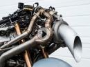 564PS Turbo Hayabusa am Dyno - Schiere Kraft für 300mph/Mile