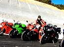 600er group test preview 2009 - MCN Roadtest