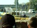 Eine halbe Tonne aufs Hinterrad ( Intermot 2008 )