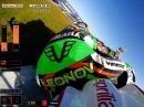 #65 Vladimir Leonov 1:43.50 onboard Jerez Aprilia RSV4