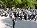 7. Internationales Yamaha Bulldog BT1100 Treffen 2010 (Monschau Eifel)