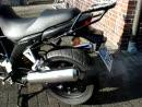 Yamaha BT1100 Bulldog mit Bos GT