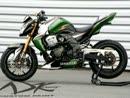 Motorradumbau Kawasaki Z750 bildschöner Umbau von AD-Konzept