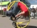 Minibike Stuntshow
