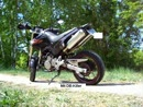 Honda FMX 650 Hurric RAC1 ESD mit/ohne DB-Killer