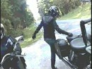 Vorfreude auf das Harley-Treffen in Faak am See - Spritztour