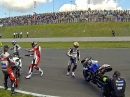 8H Oschersleben Speedweek 2014 der Start | Viltaisracing