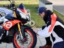 90 Sekunden Motorrad Sicherheitscheck - vor jeder Fahrt schnell & effektiv von Chain Brothers