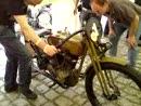 Vintage original Harley Racer 1924