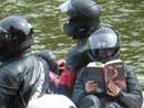 Motorradausflug in den Harz mit integrierter Speed-Boot-Fahrt