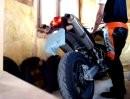 KTM 950sm 06 nach Umbau mit Akrapovic Slip-On Titan