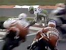 Superbike WM 1991 Magny Cours (Frankreich) Race 2 Zusammenfassung / Highlights