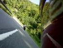 Aartal (B54) Richtung Diez mit Kumpel bei schönem Wetter geniessen