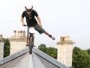 Abartig, abgefahren: eBike auf den Dächern von London - Chris Northover GEIL