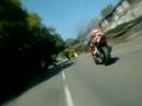 Rundenrekord - Bruce Anstey TT 2014 mit Kommentar EXTREM Raodracing