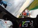 Abartig! GMT94 onboard Speedweek Oschersleben 2017 - 1:28 Pole - Bäämm