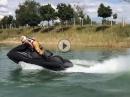 ABARTIG: Jet Ski 1800 ccm Yamaha Vierzylinder Turbo
