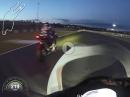 Abartig! Night onboard Niccolo Canepa, Le Mans 24 hours 2021 ,YART Yamaha R1