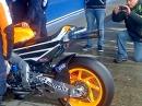 Abartig!!! Repsol Honda RC213V Warmup @ Jerez  - Dani Pedrosa