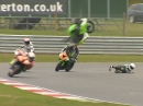 Abartiger Crash - Mehr Glück geht nicht | Thundersport Snetterton