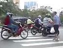 Abenteuer Zebrastreifen in Hanoi - andre Länder, andre Sitten