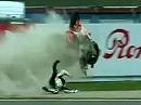 Abflug Max Biaggi beim Training Superbike-WM Assen 2011 - Glück gehabt