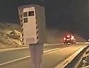 Blitzermarathon Radarfalle - Extrem abgefahren, bis die Polizie geblitzt wird :-)