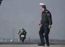 Polizeikontrolle: Abklatschen / Gimme Five / Vollgas *rofl*