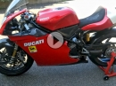 Ducati 998s absolut oldschool Racer - Bikeporn