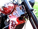 "AC/DC ""Highway to Hell"" Tribute Custombike - ein wahrer Fan"