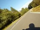 Actioncam Motorrad Test: Harz - Hohe Geiß mit Kawasaki ZX-10R