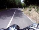 Actioncam Rollei Bullet HD PRO 1080P Lorch nach Presberg (Bergrennstrecke)