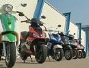 ADAC: 7 Motorradroller Test mit 50ccm Hubraum nur tauglich für die Boxengasse?